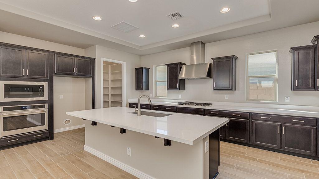 Kitchen featured in the Juniper By Taylor Morrison in Phoenix-Mesa, AZ
