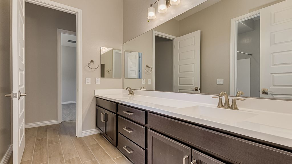 Bathroom featured in the Juniper By Taylor Morrison in Phoenix-Mesa, AZ