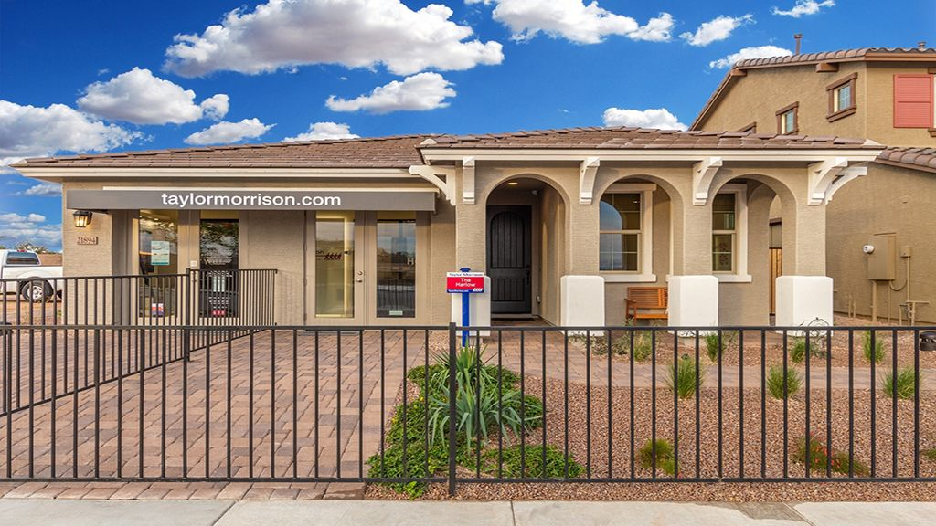 Exterior featured in the Harlow By Taylor Morrison in Phoenix-Mesa, AZ