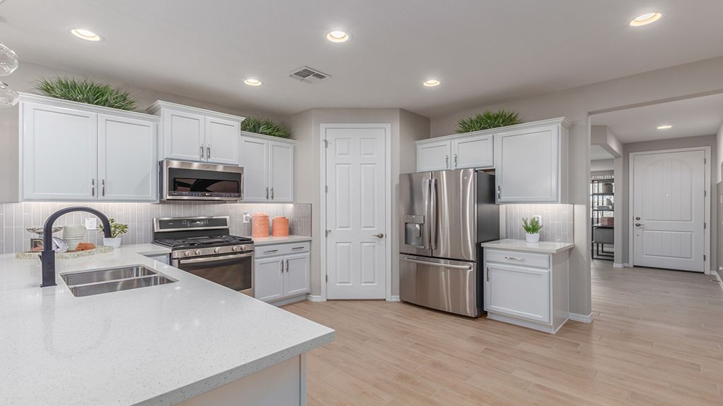 Kitchen featured in the Harlow By Taylor Morrison in Phoenix-Mesa, AZ