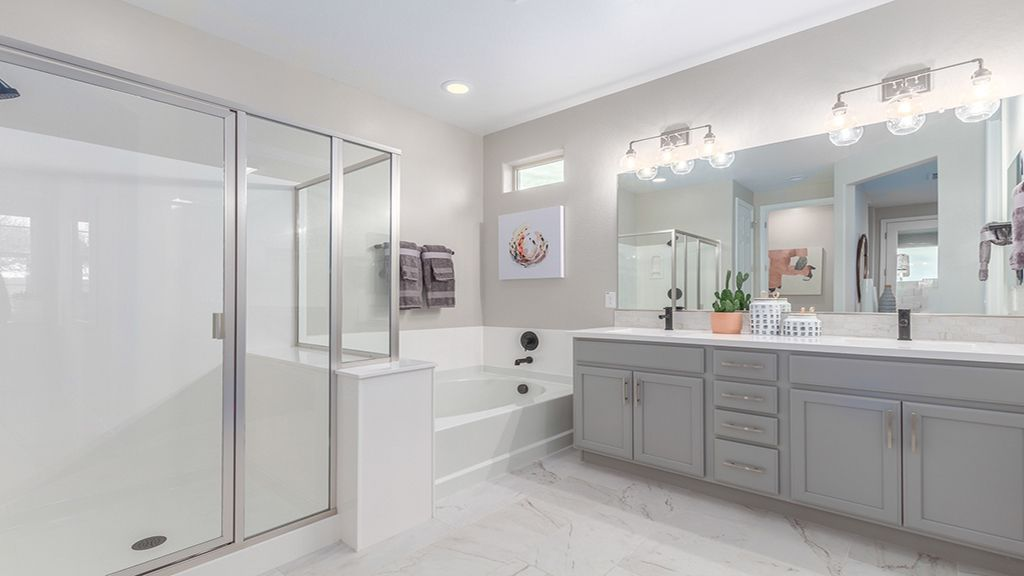 Bathroom featured in the Harlow By Taylor Morrison in Phoenix-Mesa, AZ