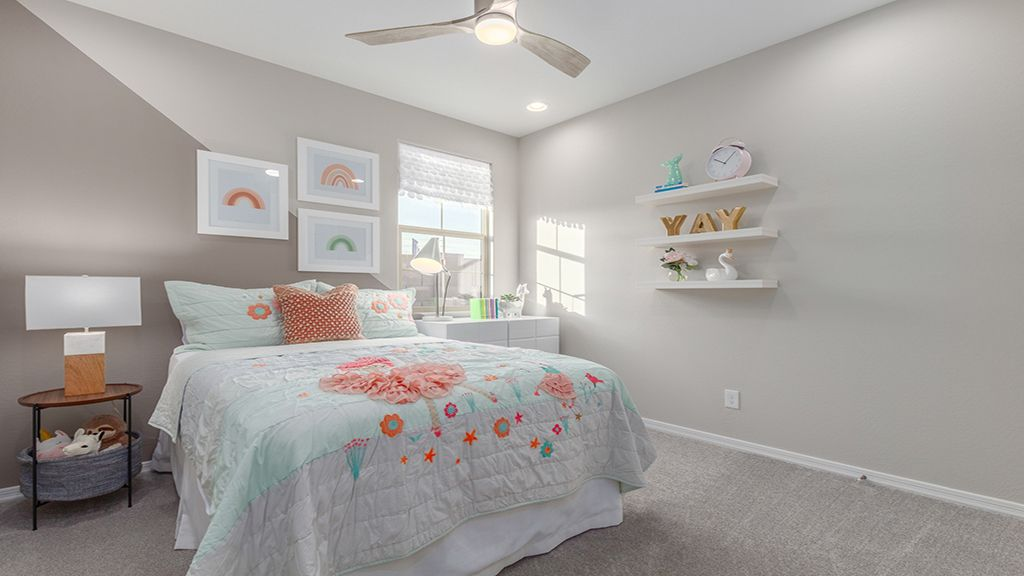 Bedroom featured in the Harlow By Taylor Morrison in Phoenix-Mesa, AZ