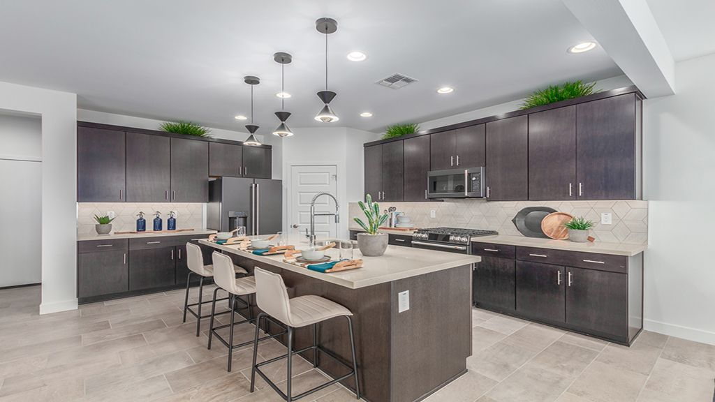 Kitchen featured in the Paisley By Taylor Morrison in Phoenix-Mesa, AZ