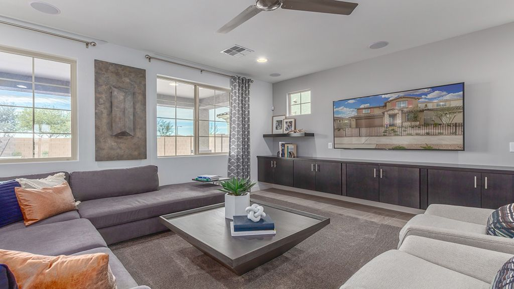 Living Area featured in the Paisley By Taylor Morrison in Phoenix-Mesa, AZ