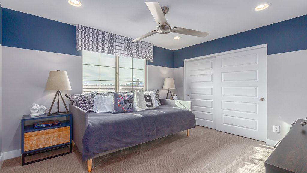 Bedroom featured in the Paisley By Taylor Morrison in Phoenix-Mesa, AZ