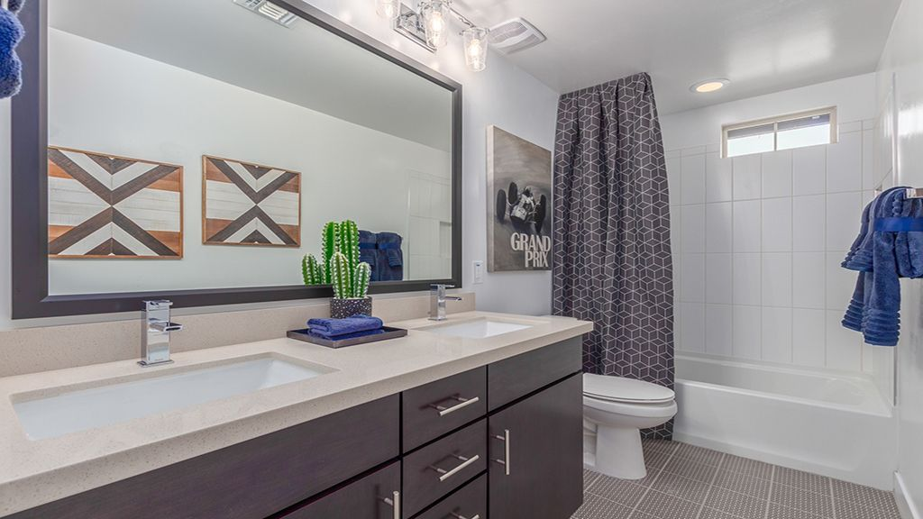 Bathroom featured in the Paisley By Taylor Morrison in Phoenix-Mesa, AZ