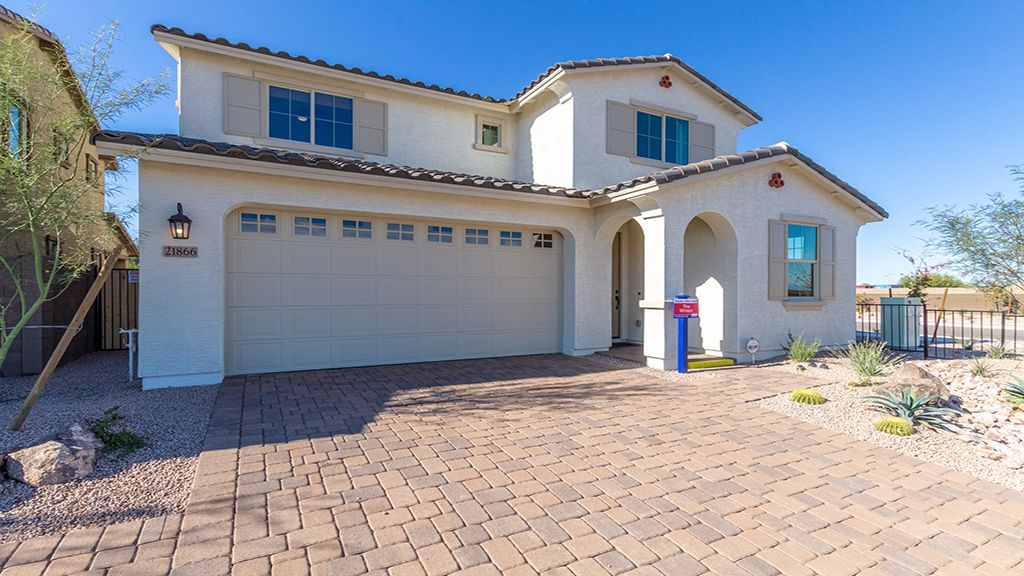 Exterior featured in the Winsor By Taylor Morrison in Phoenix-Mesa, AZ