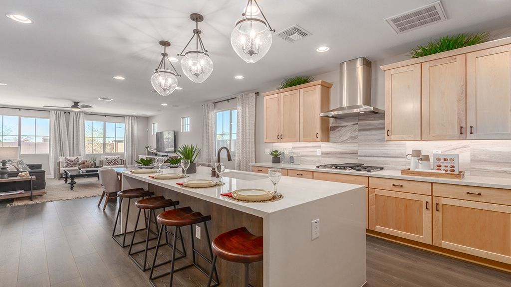 Kitchen featured in the Winsor By Taylor Morrison in Phoenix-Mesa, AZ