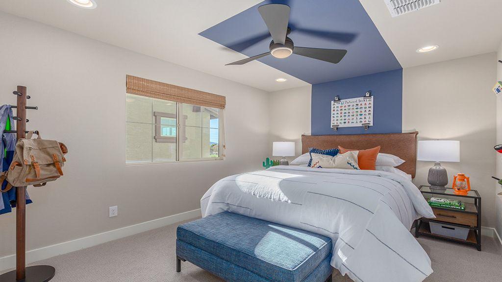 Bedroom featured in the Winsor By Taylor Morrison in Phoenix-Mesa, AZ