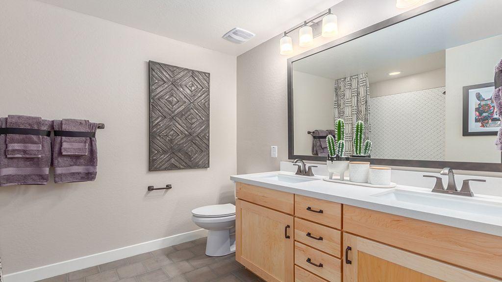 Bathroom featured in the Winsor By Taylor Morrison in Phoenix-Mesa, AZ