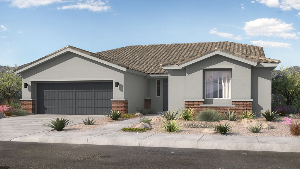 Exterior featured in the 45-RM2 By Taylor Morrison in Phoenix-Mesa, AZ