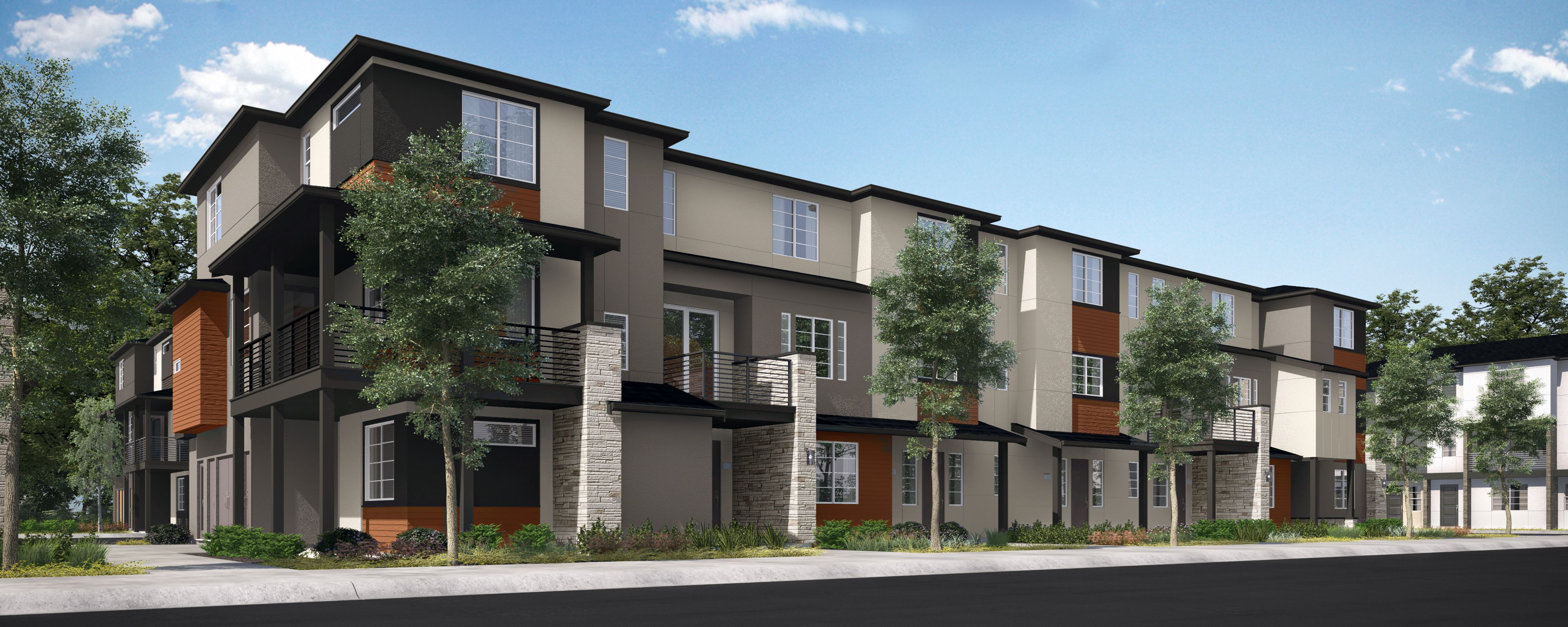 Exterior featured in the Plan 4 WLH By Taylor Morrison in Oakland-Alameda, CA