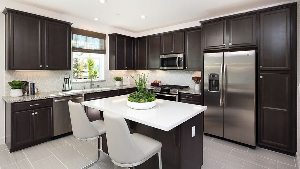 Kitchen featured in the Plan 3 Franklin Plan By Taylor Morrison in Sacramento, CA