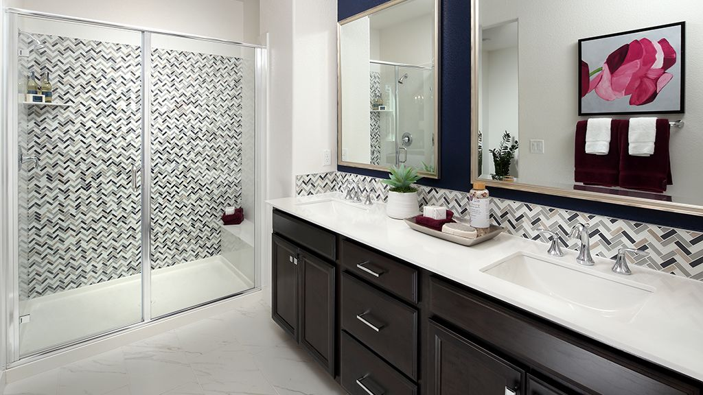 Bathroom featured in the Plan 3 Franklin Plan By Taylor Morrison in Sacramento, CA