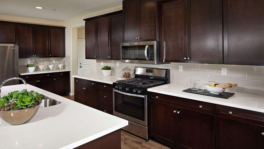 Kitchen featured in the Plan 12 By Taylor Morrison in Riverside-San Bernardino, CA