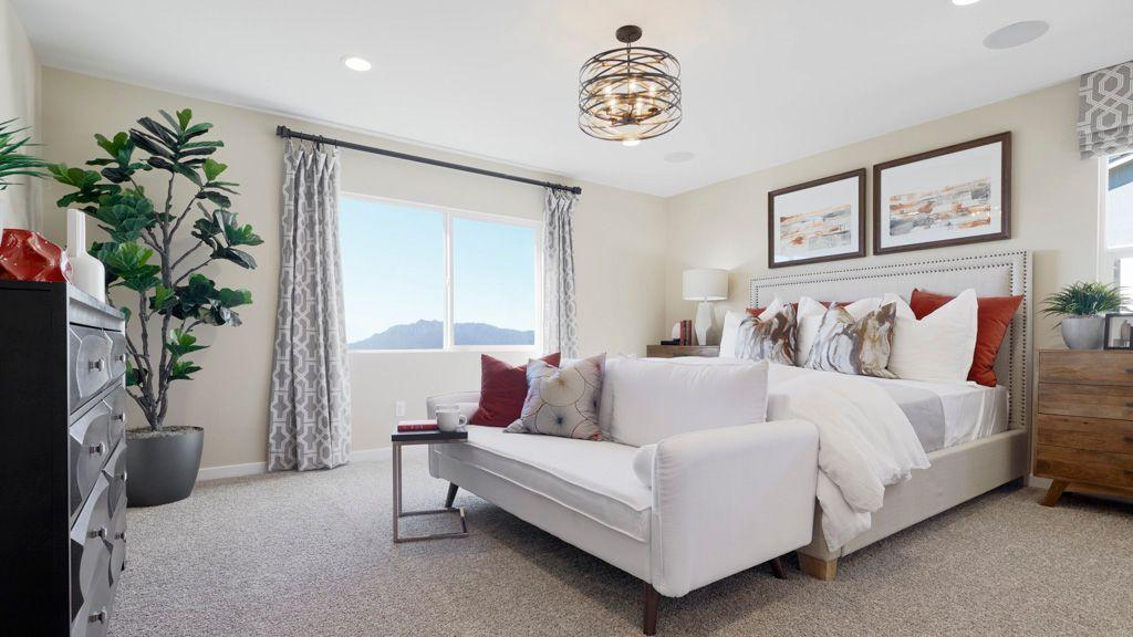 Bedroom featured in the Auburn Plan 3C By Taylor Morrison in Riverside-San Bernardino, CA