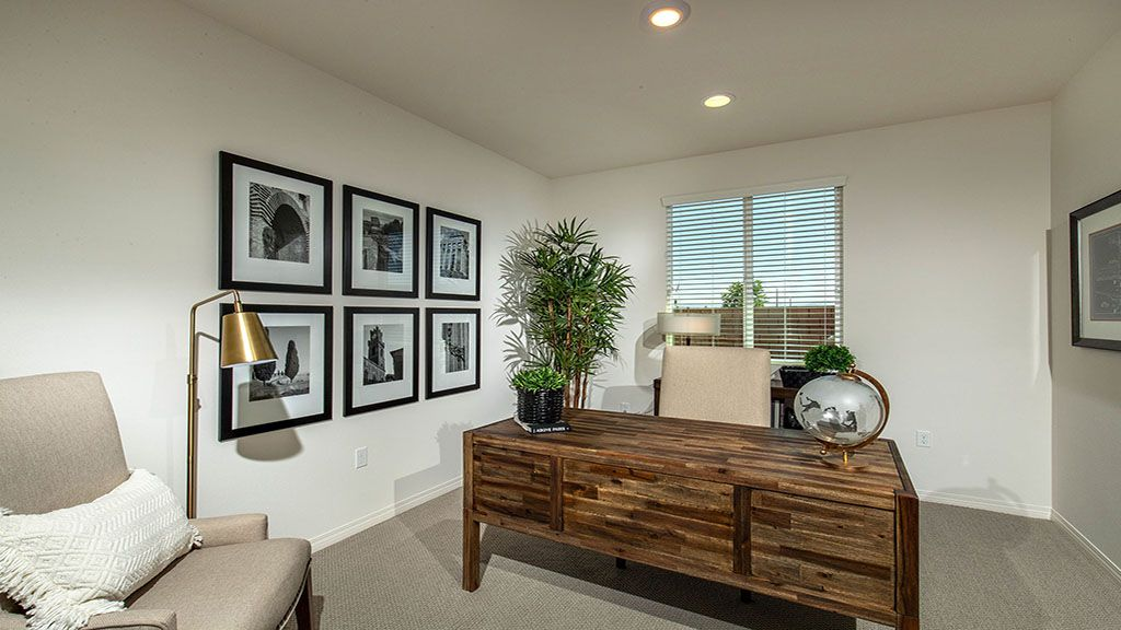 Living Area featured in the Avila Plan 2 Lot 8 By Taylor Morrison in Riverside-San Bernardino, CA