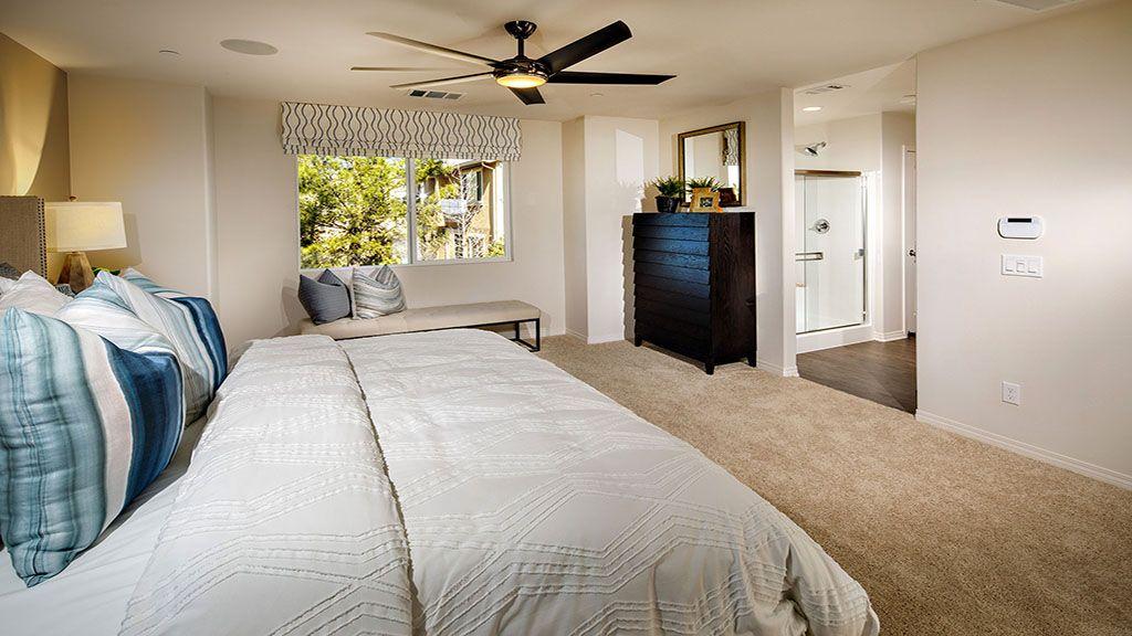 Bedroom featured in the Sequoia Plan 4B Lot 1 By Taylor Morrison in Riverside-San Bernardino, CA