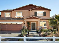 Avalon  Plan 4  2811sqft - Summit Place: Fontana, California - Taylor Morrison