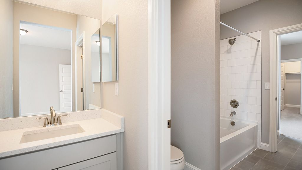 Bathroom featured in the Ouray 50C3 By Taylor Morrison in Denver, CO