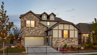 Marble 40C5 - The City Collection at Southshore: Aurora, Colorado - Taylor Morrison
