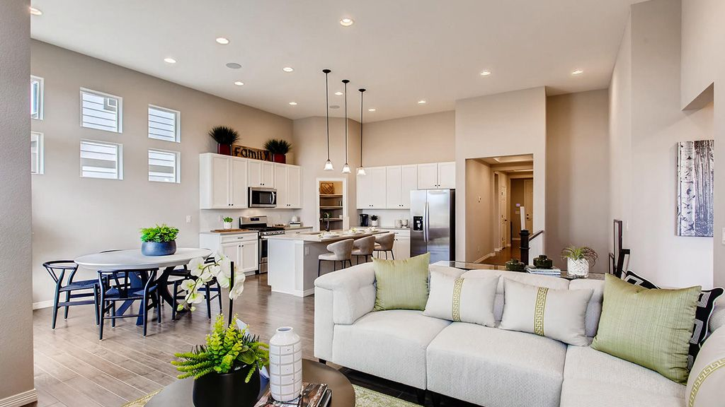 Living Area featured in the Alamosa 40A2 By Taylor Morrison in Fort Collins-Loveland, CO