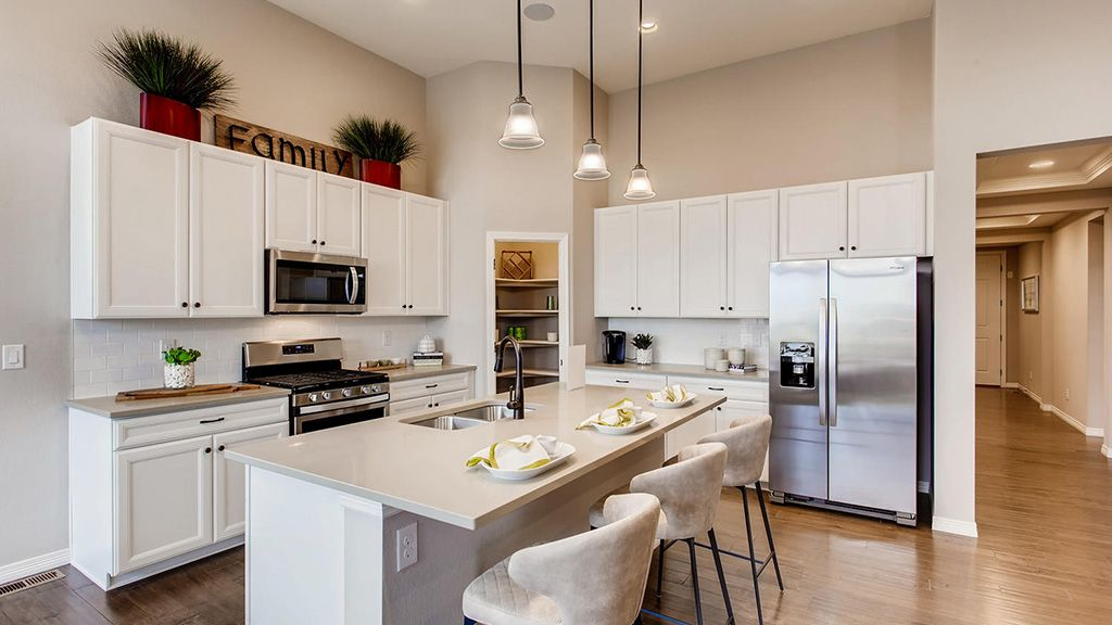 Kitchen featured in the Alamosa 40A2 By Taylor Morrison in Fort Collins-Loveland, CO