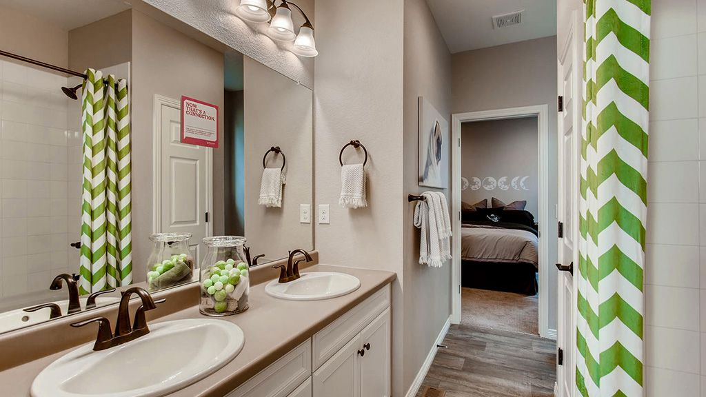 Bathroom featured in the Alamosa 40A2 By Taylor Morrison in Fort Collins-Loveland, CO
