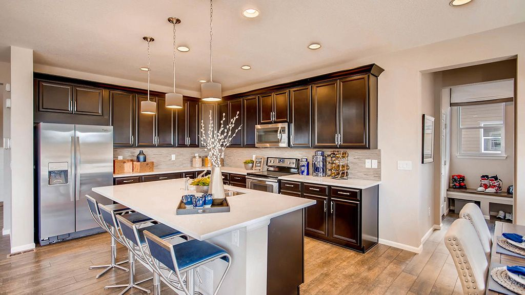 Kitchen featured in the 40C4 WLH By Taylor Morrison in Denver, CO