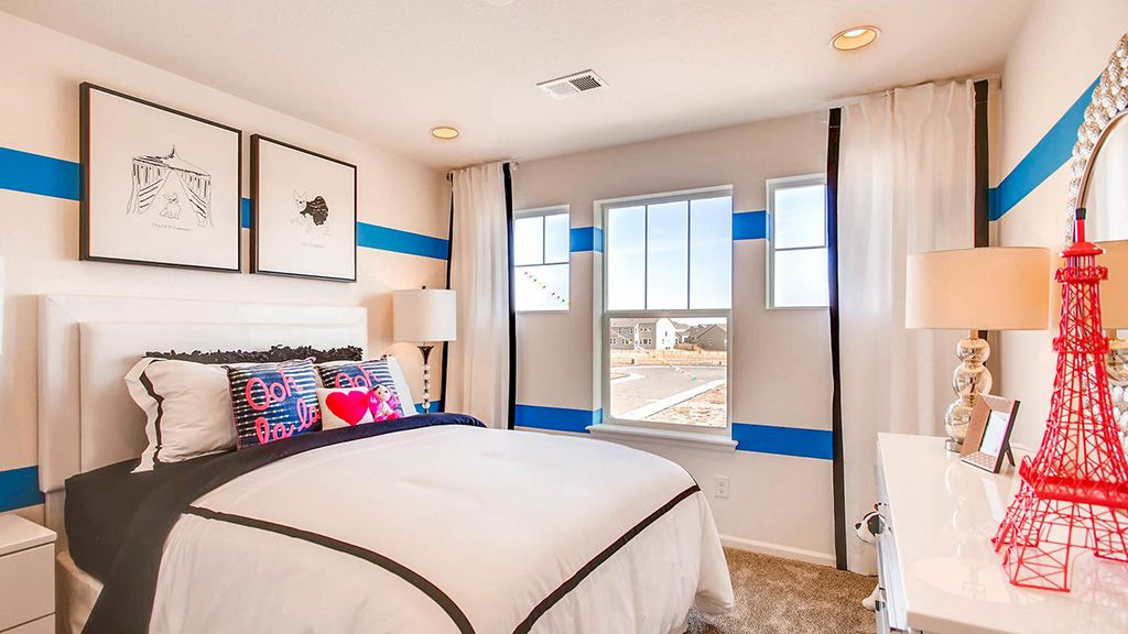 Bedroom featured in the 40C4 WLH By Taylor Morrison in Denver, CO