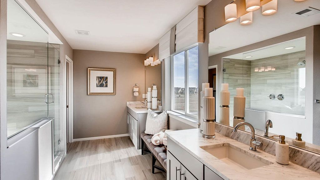 Bathroom featured in the Empire 40C6 By Taylor Morrison in Fort Collins-Loveland, CO