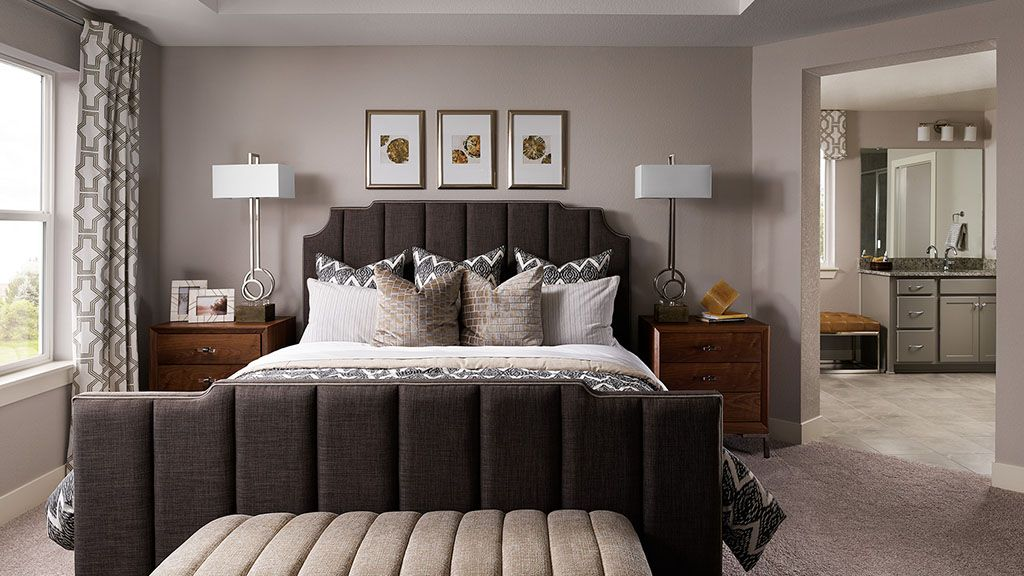 Bedroom featured in the Roxborough 40C7 By Taylor Morrison in Denver, CO