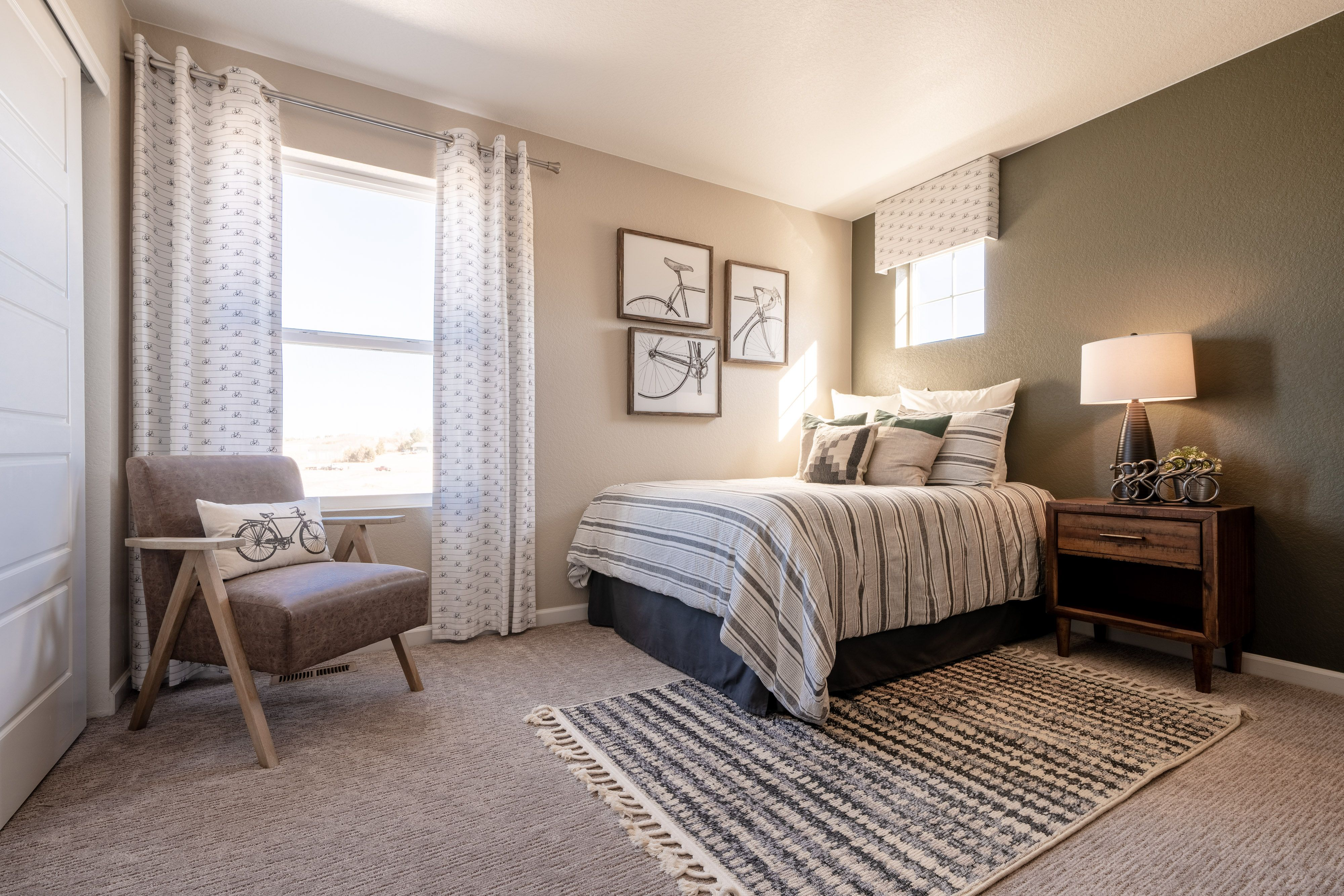 Bedroom featured in the Silverthorne By Taylor Morrison in Denver, CO