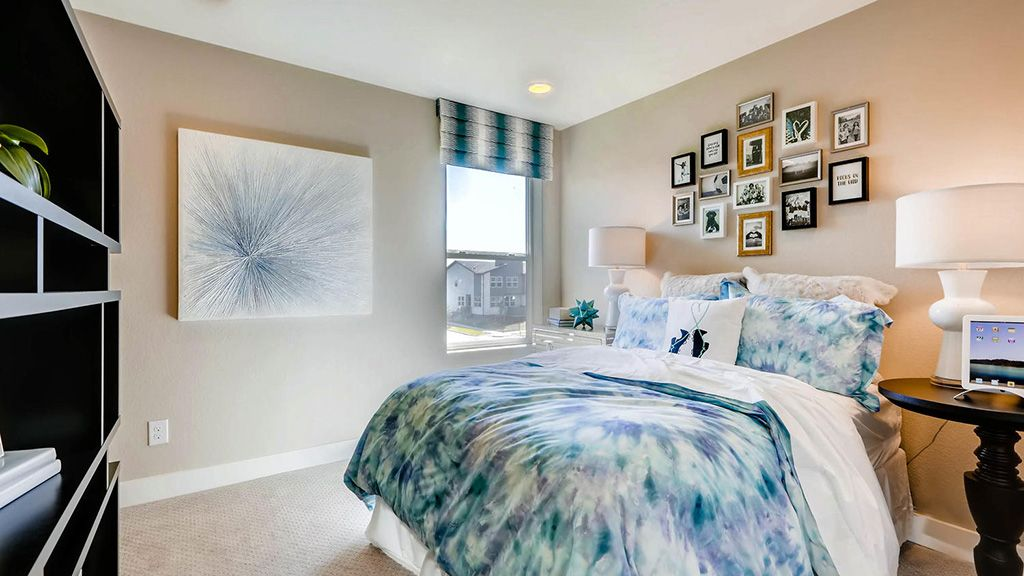 Bedroom featured in the Torrey By Taylor Morrison in Denver, CO