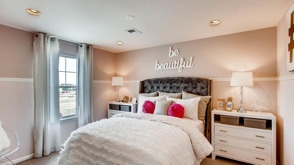 Bedroom featured in the Empire 40C6 By Taylor Morrison in Fort Collins-Loveland, CO