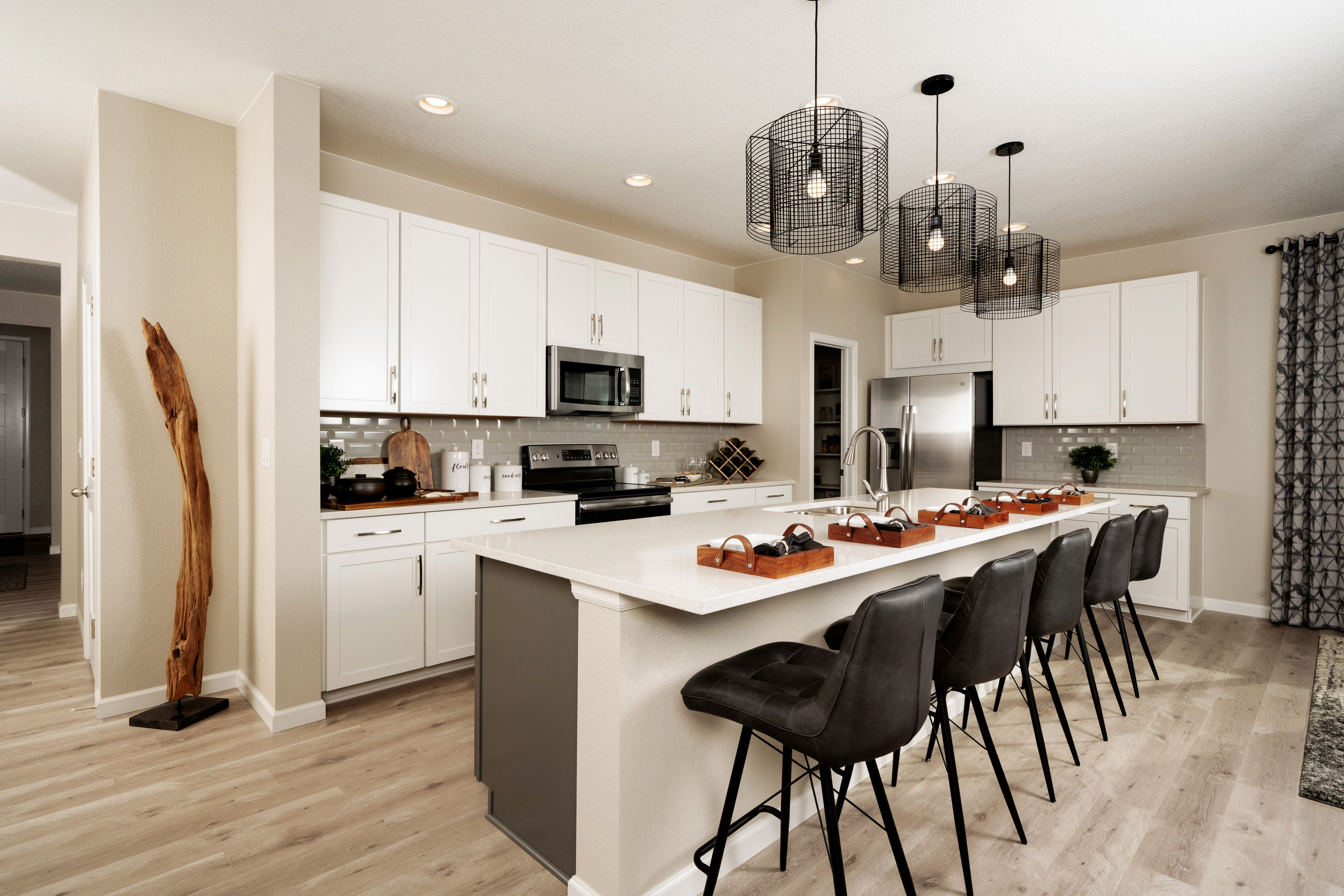 Kitchen featured in the Centennial By Taylor Morrison in Denver, CO
