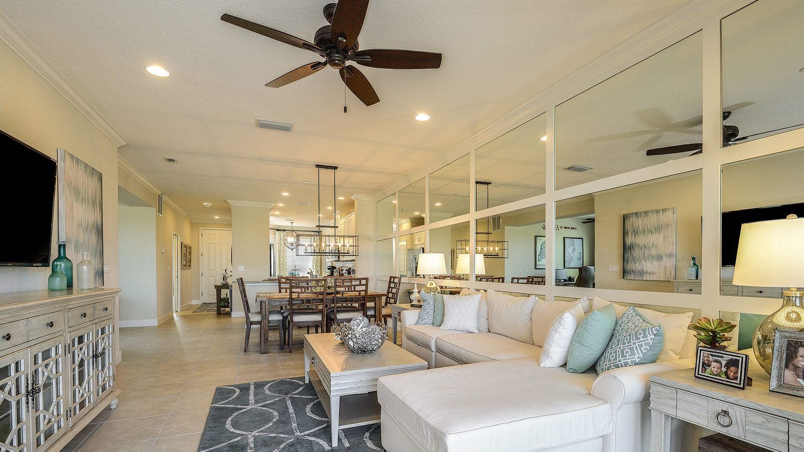Living Area featured in the Avanti VII By Taylor Morrison in Naples, FL