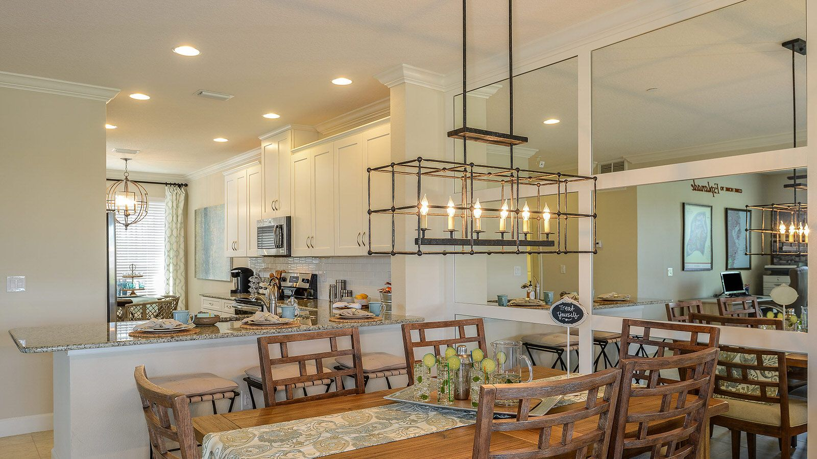 Kitchen featured in the Avanti VII By Taylor Morrison in Naples, FL