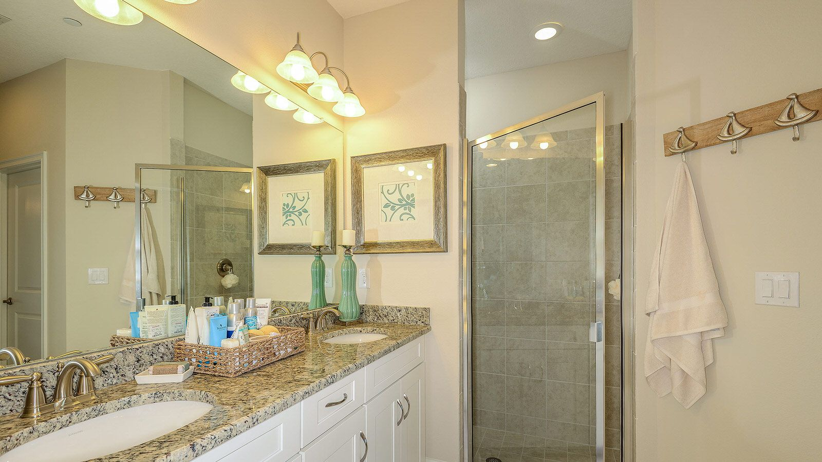 Bathroom featured in the Avanti VII By Taylor Morrison in Naples, FL
