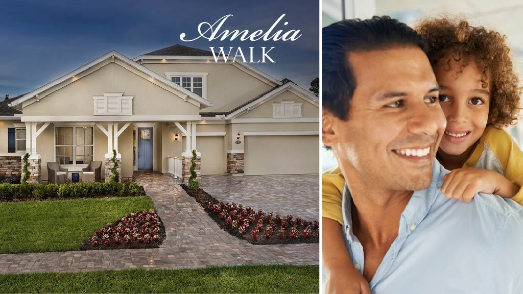 'Amelia Walk' by Taylor Morrison - Jacksonville in Jacksonville-St. Augustine