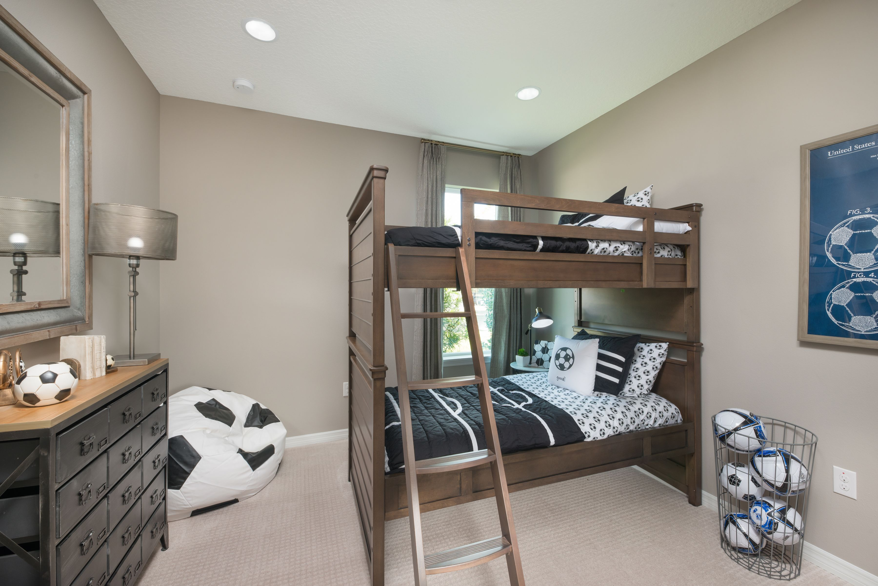 Bedroom featured in the Atlantis By Taylor Morrison in Jacksonville-St. Augustine, FL