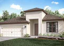 Saint Thomas - Bellalago: Kissimmee, Florida - Taylor Morrison