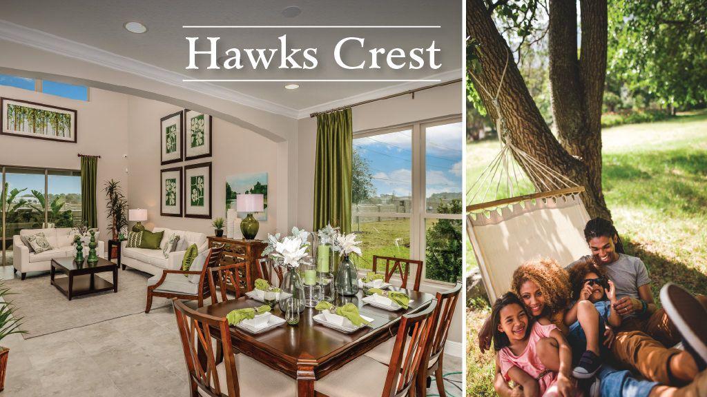 'Hawk's Crest' by Taylor Morrison - Orlando in Orlando