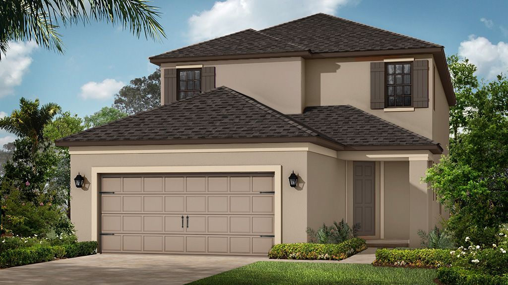 Exterior featured in the Anastasia By Taylor Morrison in Sarasota-Bradenton, FL