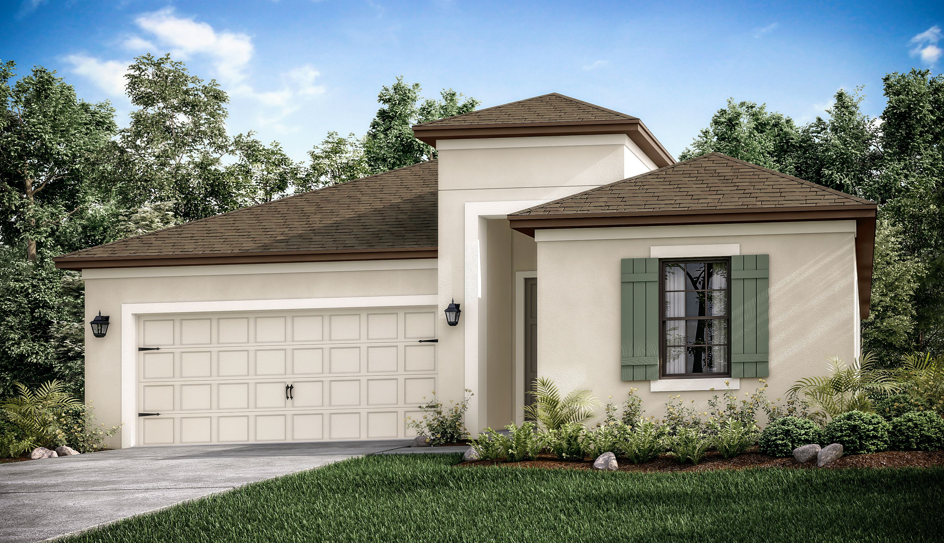 Exterior featured in the Antigua By Taylor Morrison in Sarasota-Bradenton, FL