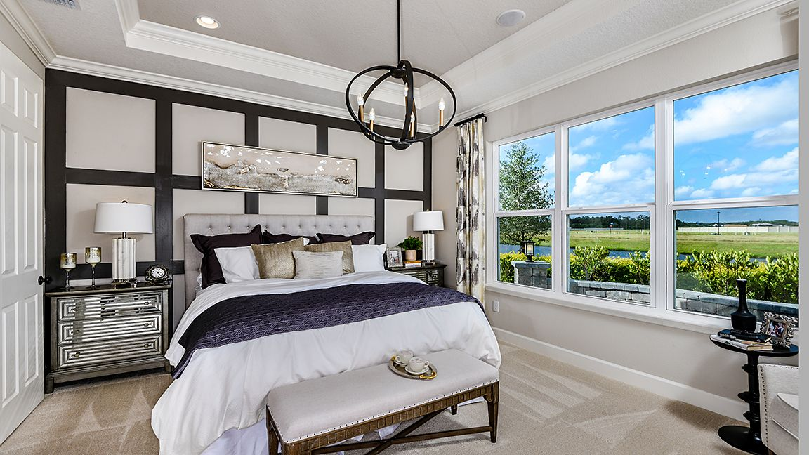 Bedroom featured in the Antigua By Taylor Morrison in Tampa-St. Petersburg, FL