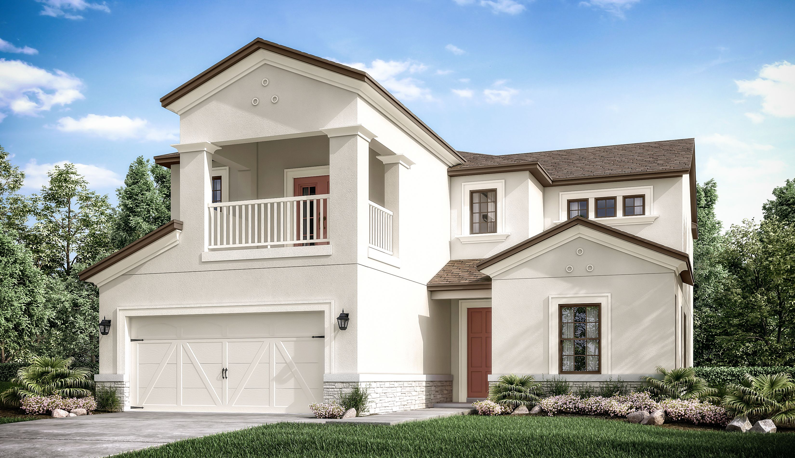 Exterior featured in the Barbados By Taylor Morrison in Sarasota-Bradenton, FL