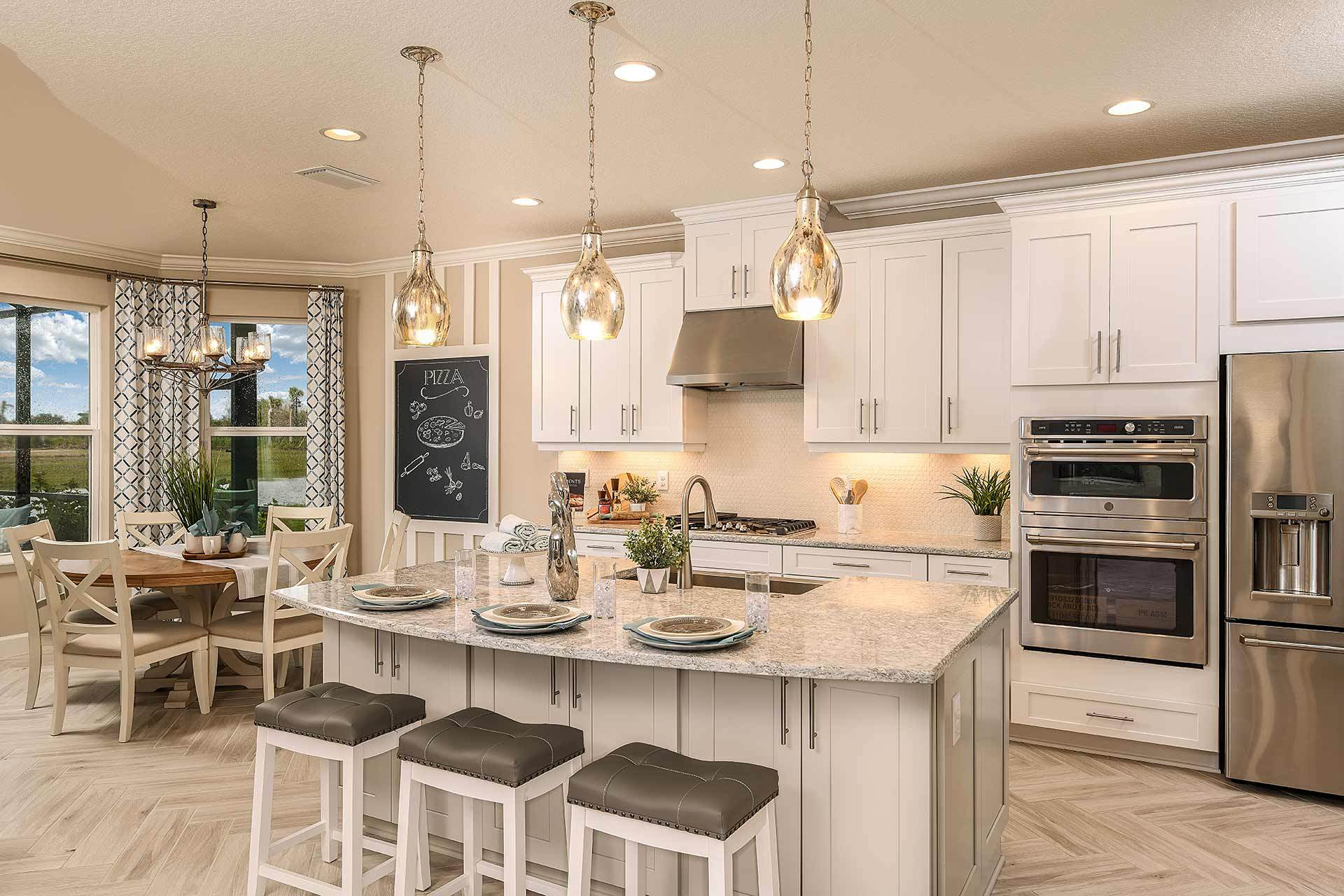 Kitchen featured in the Barbados By Taylor Morrison in Sarasota-Bradenton, FL