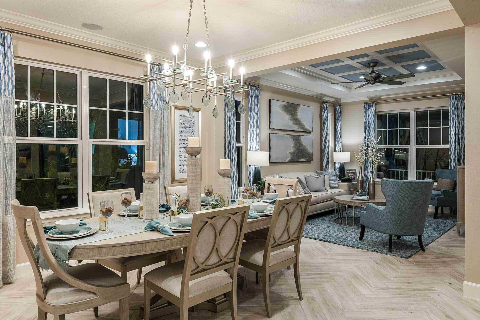 Living Area featured in the Barbados By Taylor Morrison in Sarasota-Bradenton, FL