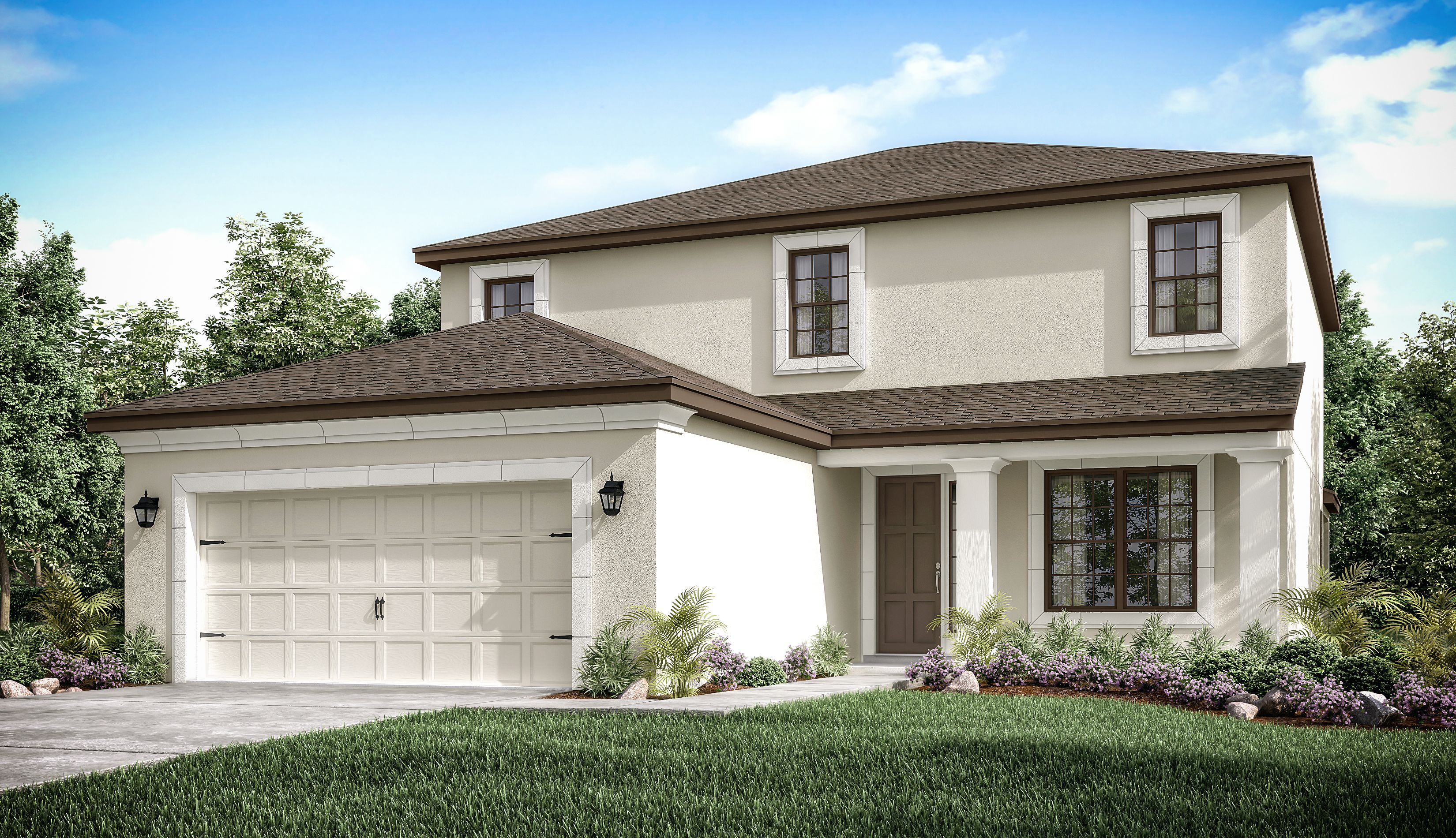 Exterior featured in the Bonaire By Taylor Morrison in Sarasota-Bradenton, FL